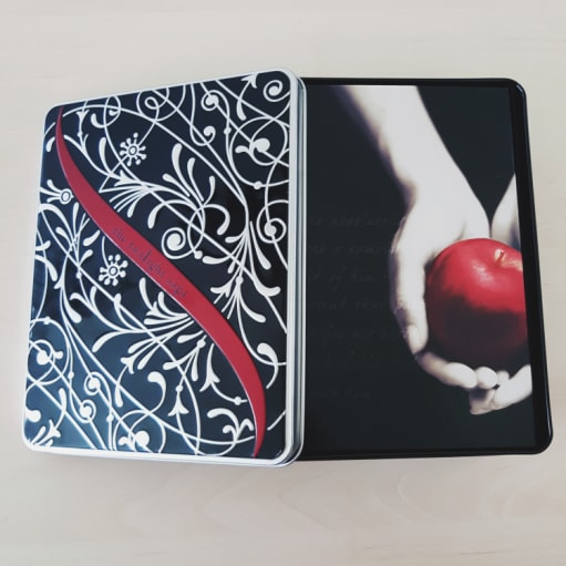 Twilight saga journaler