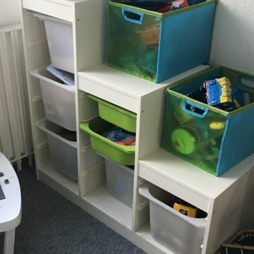 Reol børne værelse