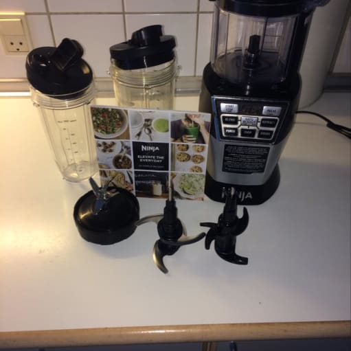 Ninja-blender / food processor