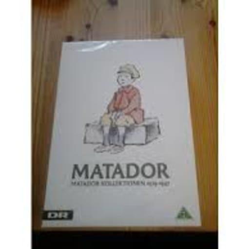 dvd boks matador