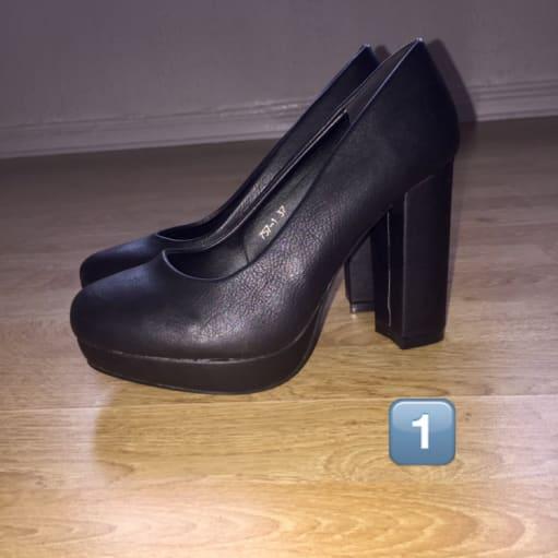 Nye og brugte sko
