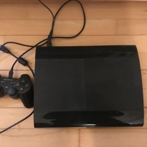 PS 3 + 1 consol