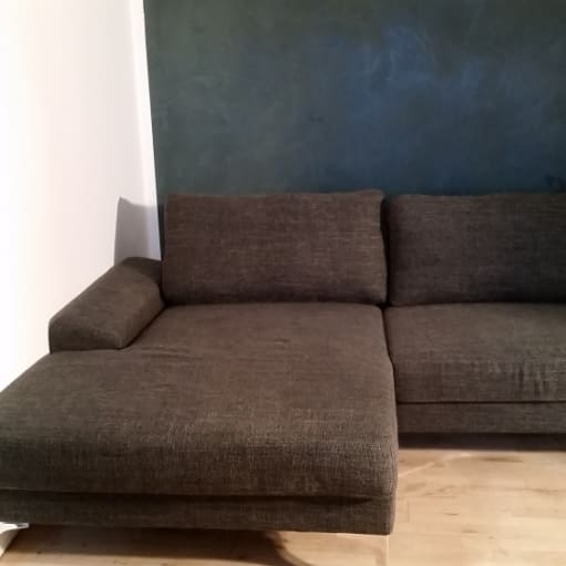 Sofa med Chaiselong