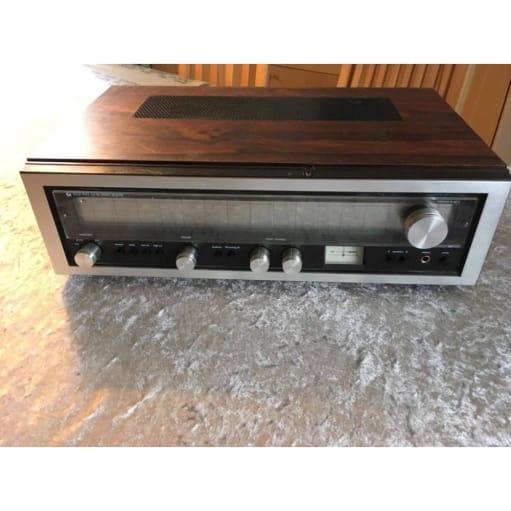 luxman forstærker, Kenwood cd-afspiller og båndoptager