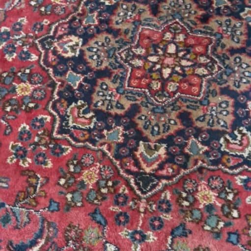 ægte iransk tæppe 280x200