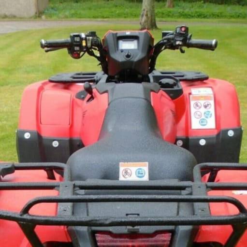 2015 HONDA Foreman ATV 4x4 500