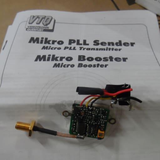 Mikro PLL Transmitter