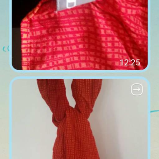 Sand hals tørklæde