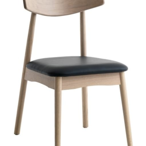 6 stk lyngholm spisebords stole.