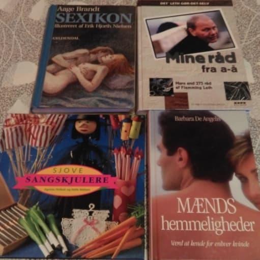 Pakke med bøger