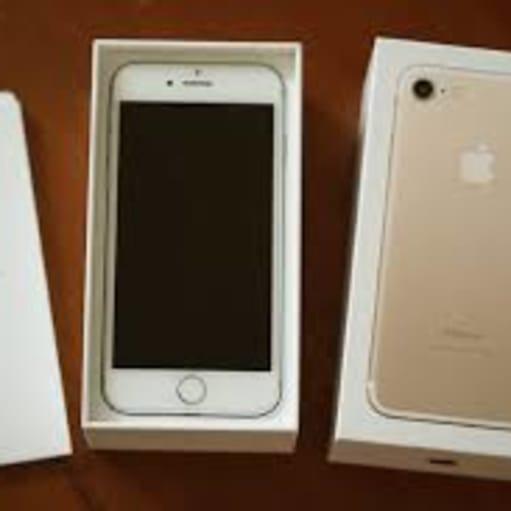 iPhone 7 256GB Guld