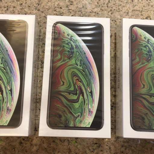 Apple, iPhone Xs Max 256 Gb Space Grey