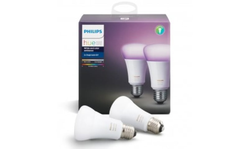 Philips hue   E27 color pærer