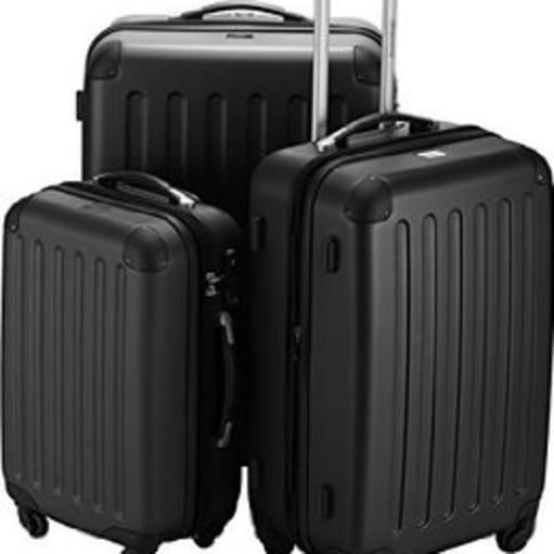Robuste kufferter + stole! Sprit nye! Sælges billigt!