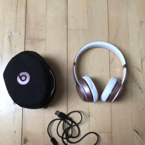 Beats høretelefoner Bluetooth