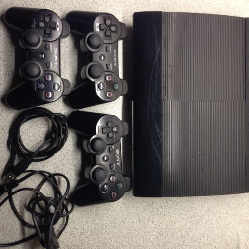 PS3 Superslim 1000 gb