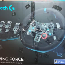 Logitech G29 Driving Force M/ Logitech Shifter