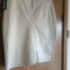 Skind nederdel ubrugte