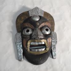 Tibetansk maske