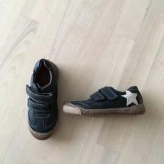 Bisgaard sko med velcro str. 26 - aldrig brugt