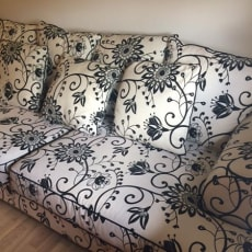Kingston special edition sofa