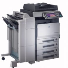 Konica Minolta Bizhub C 300 Multifunktions printer