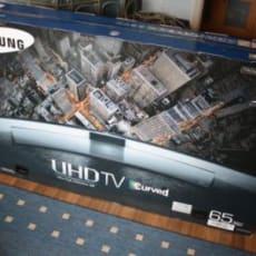 Samsung UE65H8000 65''- Kurve - UHDTV