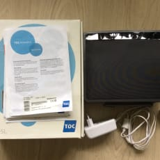 TDC Home box - ADSL