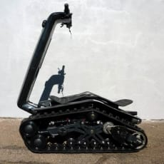 DTV SHREDDER Segway - 200 CC