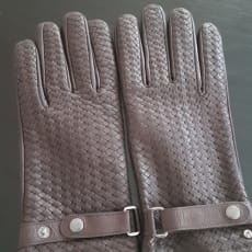 Ægte læder handsker