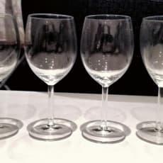 8oz rødvinsglas perfekt til fester eller middagsselskaber