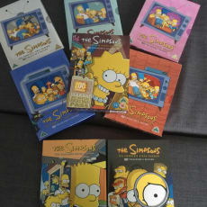 The Simpsons sæson box