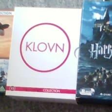 Tre DVD collectioner: Harry Potter; Alle 8 film, Kovn: Alle afsnit, Free Willy: Tre film