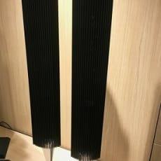 Bang & Olufsen Beolab 18 med sorte omslag