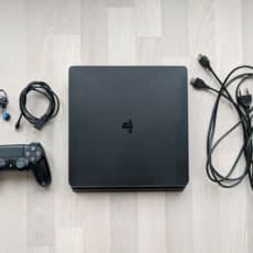 Playstation 4, Slim 1TB, Perfekt