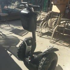 Segway X2 SE - Elektrisk Scooter - I god stand
