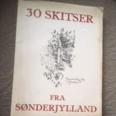 De 30 berømte sønderjyske tegninger af Guttorm P