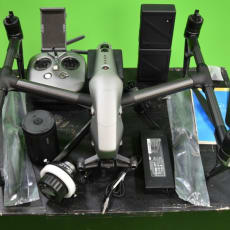 DJI Inspire 2 Premium Combo X5S camera, BJ 2019, focuswiel, 4 batterijen