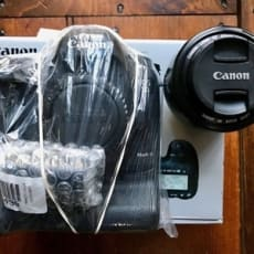 Canon 5D Mark III / 5D Mark II / 5D Mark IV / 7D Mark II / Canon 6D / Canon 70D / Canon EOS-1DX / Canon 5Ds