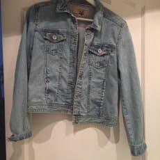 Denim jakke fra Zara
