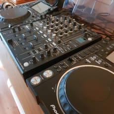 Pioneer - DJM900 NXS2 - 2 x CDJ2000NXS2 HDJ2000MK2 Hovedtelefoner - BX2 højttalere