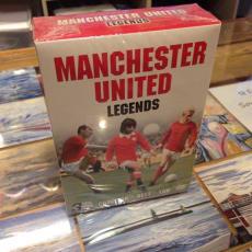 Manchester United Dvd boks (3dvd)
