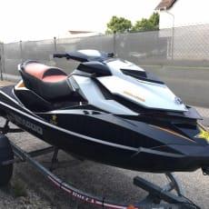 2012 Seadoo GTR 215