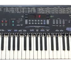 Keyboard, Technics KN501