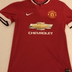 Fodboldtrøje - Manchester United, Rusland og Retro George Best