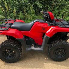 2018 Honda trx 500 ATV Farm Quad Bike 4x4
