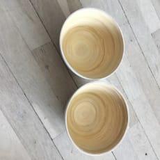 2 skåle sælges samlet