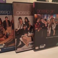 Gossip Girl sæson 1-3
