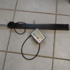 400mm Digital Lineal – med udlæsningsenhed fra type Z-16 – EL60 Electric