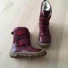 Bisgaard vinterstøvle pige med velcro str. 26 - aldrig brugt